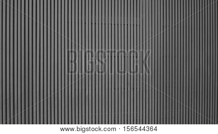 wooden vertical slats for background and texture. Black and white tone.