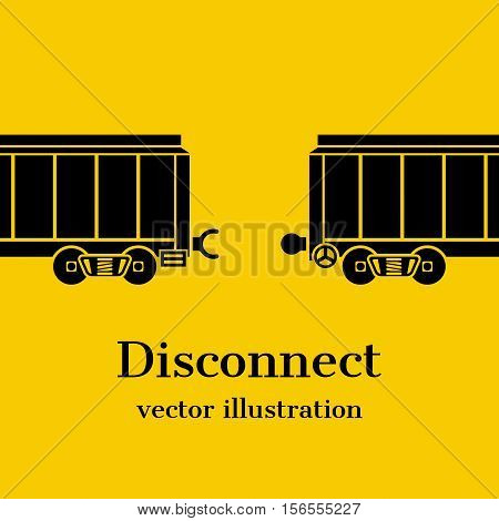 Disconnect Concept Vector