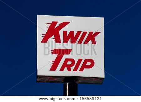 Kwik Trip Sign And Logo
