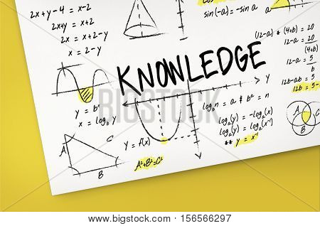 Mathematics Math Algebra Calculus Numbers Concept