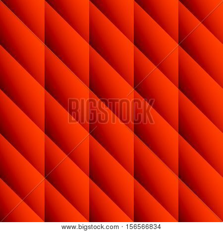 Pattern With Parallelograms - Studded Style Abstract Pattern (repeatable)