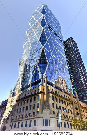 Hearst Tower - New York City
