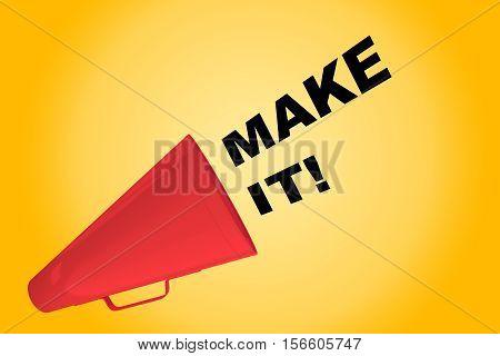 Make It! Concept