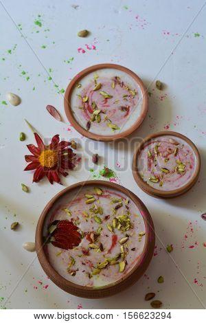 Chawal Ki Kheer/ Milk and rice pudding