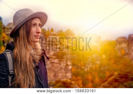 traveling the rocky mountain female