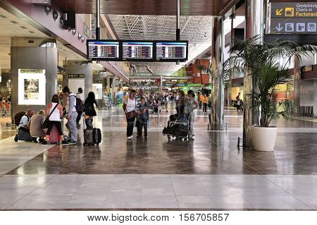 Airport Tenerife South