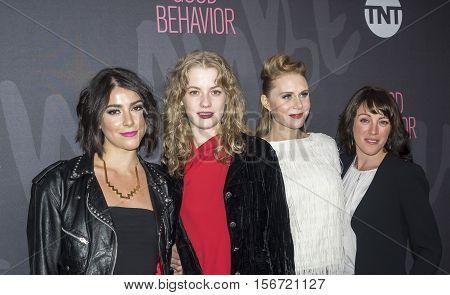Sophia Silver, Tess Frazer, Christiane Siedel, Samantha Soule