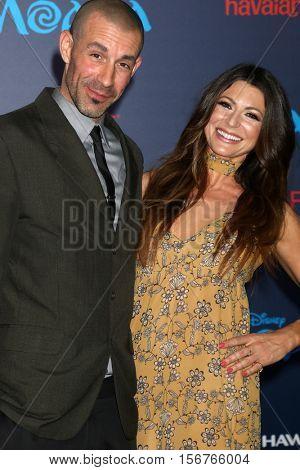 LOS ANGELES - NOV 14:  Guest, Cerina Vincent at the