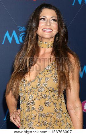 LOS ANGELES - NOV 14:  Cerina Vincent at the