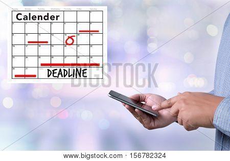 Deadline Job Work Events Planner Organizer agenda, attention, can, content, deadline,