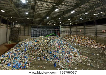 Sims Municipal Recycling Center