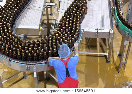 Specialist In The Manufacture Of Control Beer Quality