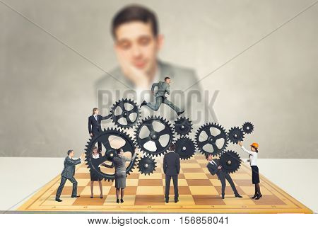 Competition and strategy in business . Mixed media