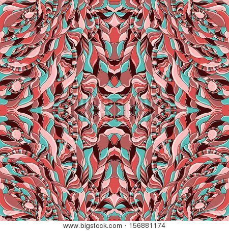 Abstract seamless colorful background. Illustration 10 version