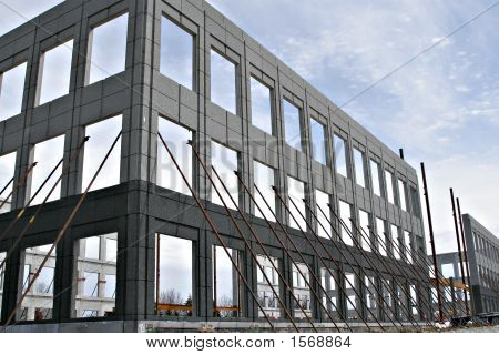 Commercial Construction Structure