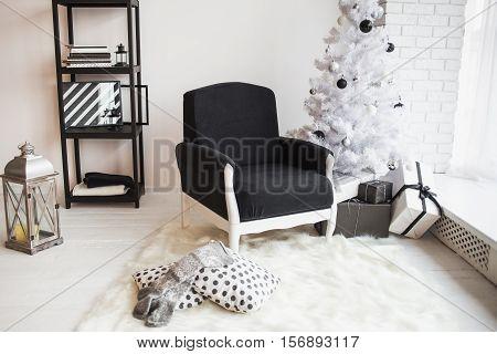 Modern Stylish Christmas Decor