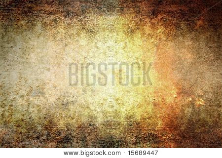 Textured old grungy background