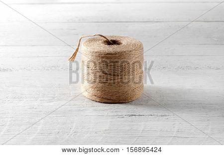 Reel Of Brown Domestic Twine