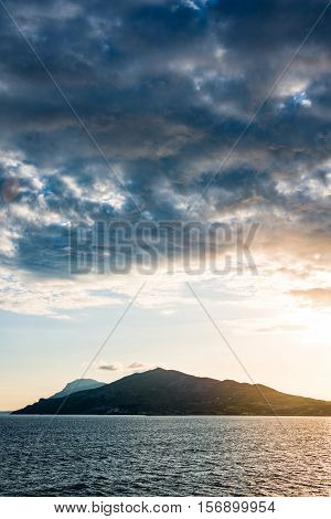Greece Dodecanese the south coast of Kos island