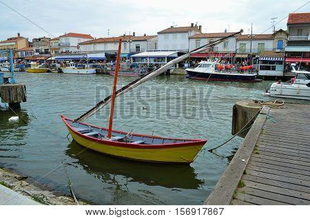 Boat berth Le Grau- du -Roi France