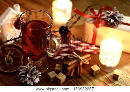 New Year's Eve celebration package gifts and signature cooking festive drinks
