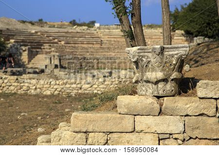 Travel in Crimea. Chersonesus