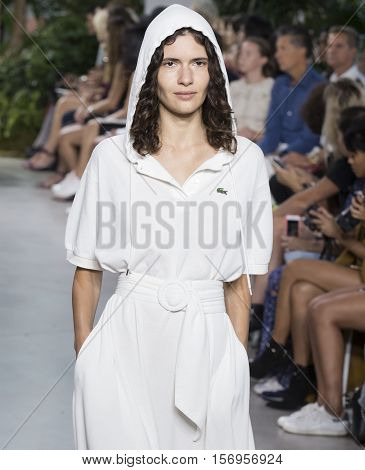 Lacoste - Spring 2017 Collection