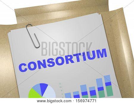 Consortium - Business Concept