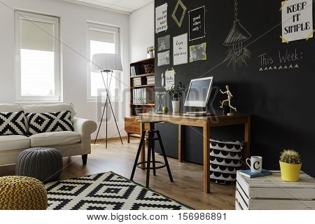 Big City's Flat With Decorative Items
