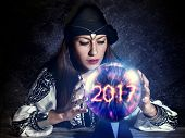 gypsy fortune teller forecast 2017 it's coming soon poster