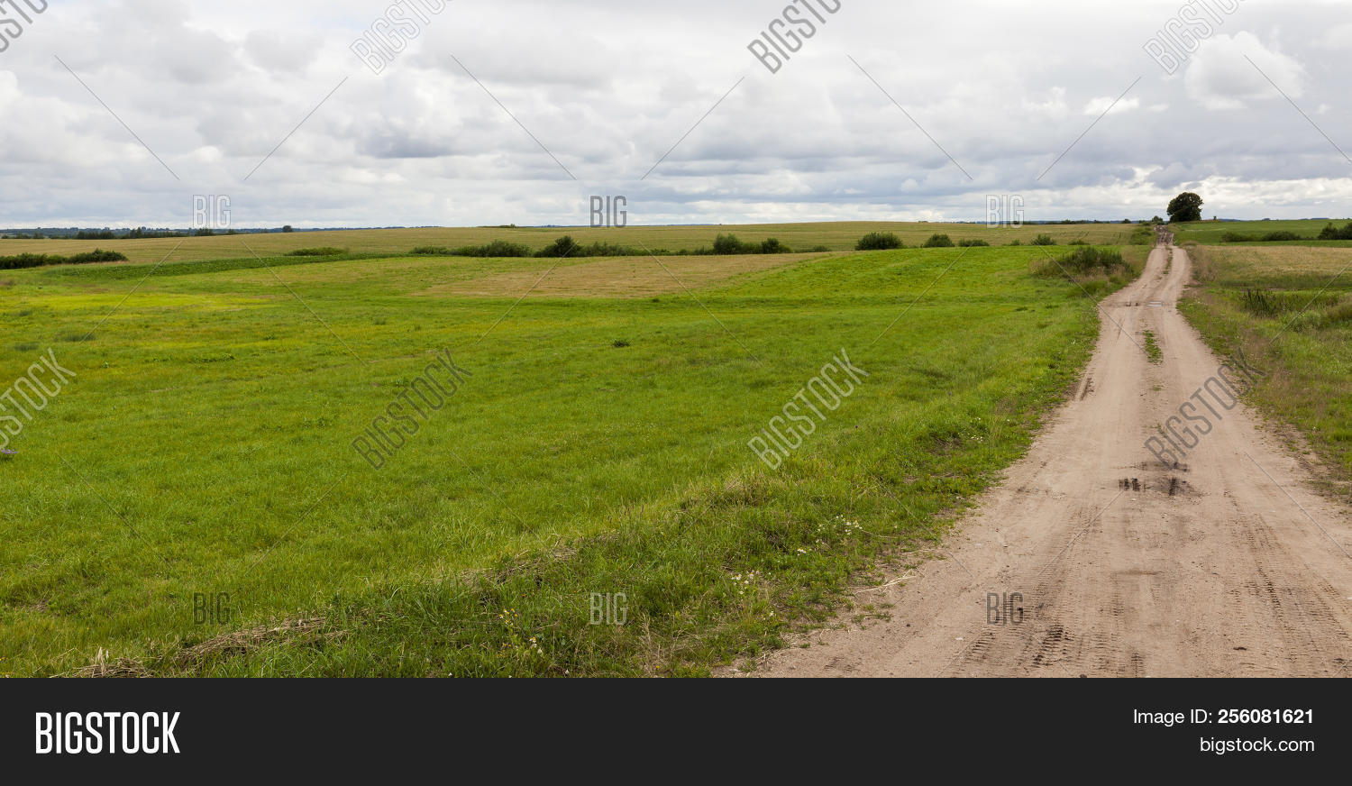 agricultural field image photo free trial bigstock