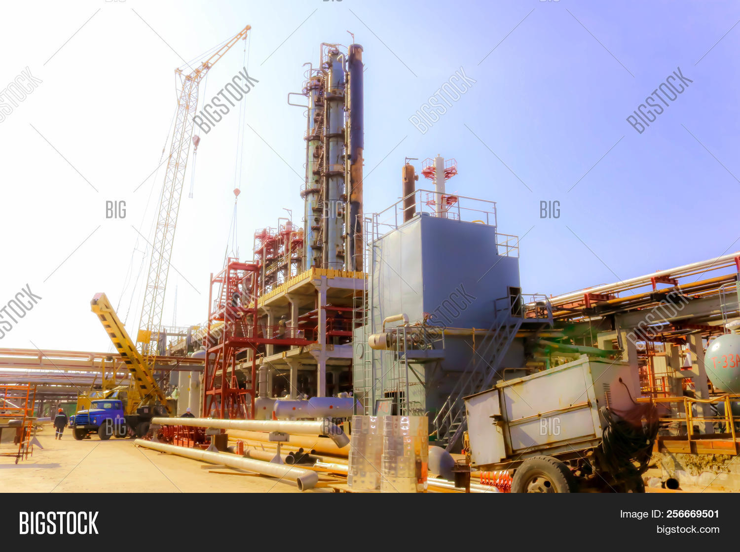 Construction Site Image & Photo (Free Trial) | Bigstock