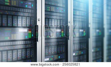 Modern Web Network And Internet Telecommunication Technology, Big Data Storage And Cloud Computing C