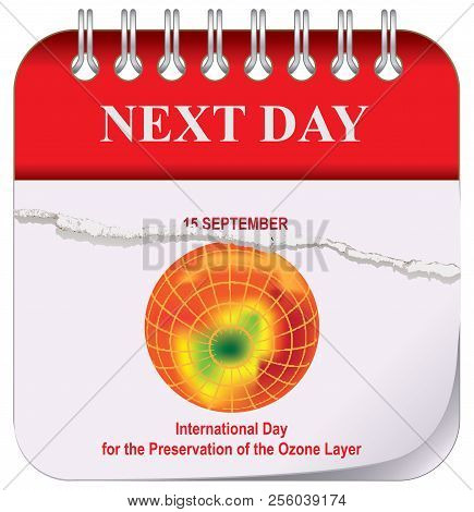 Calendar Next Day Vector Photo Free Trial Bigstock