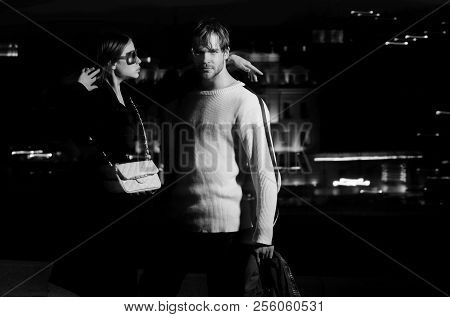 Beauty And Fashion, Motion Effect, Love And Romance, Night Life, Speed And Motion, Blurred And Defoc