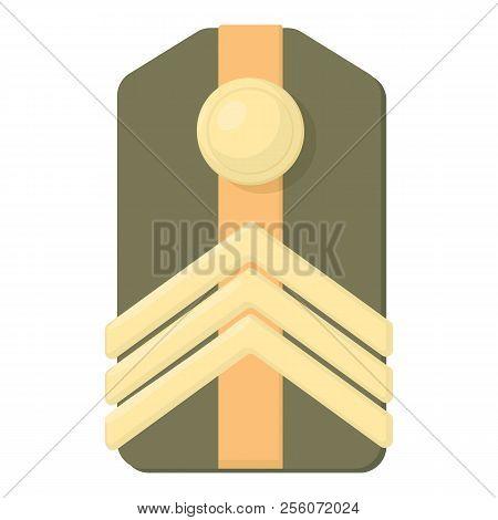 Shoulder Straps Icon. Cartoon Illustration Of Shoulder Straps Icon For Web