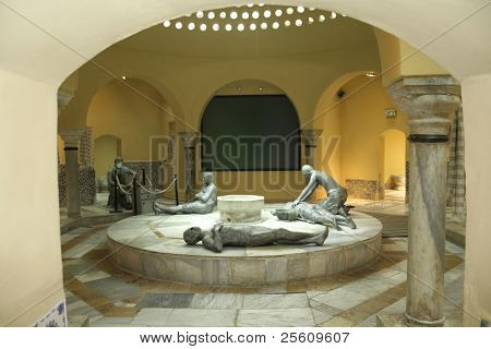 turkish bath in acre israel