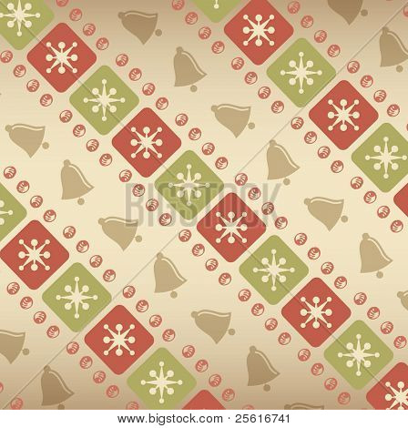 simple brown wrapping paper design