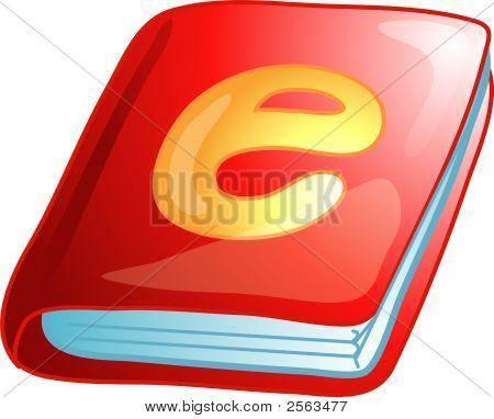E-Book Icon Or Symbol