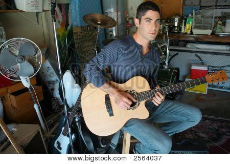 Garage Musician 3