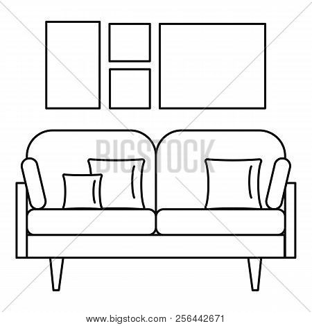 Soft Sofa Icon Vector Photo Free Trial Bigstock