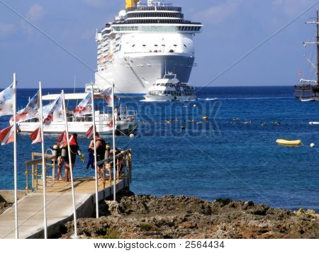 Caribbean Water Fun