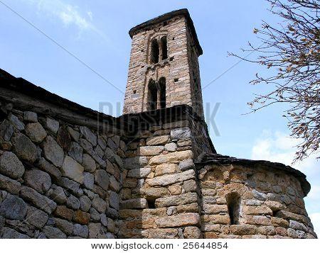 Old stonework building