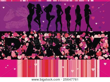 Sexy music background
