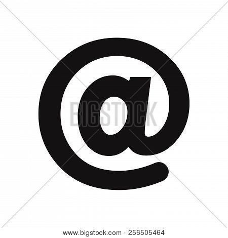 E-mail Icon Isolated On White Background. E-mail Icon In Trendy Design Style. E-mail Vector Icon Mod