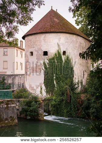 The Tower Of The Plaids In Verdun (france)
