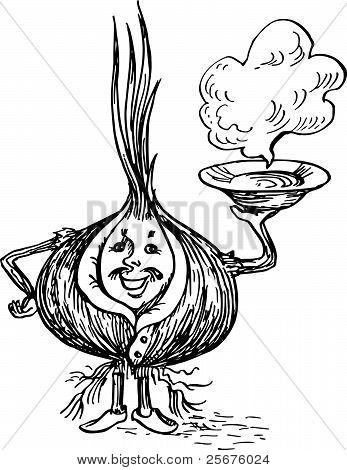 Mister onion