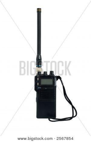 Hand Held Radio Transceiver