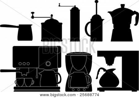 Coffee preparation