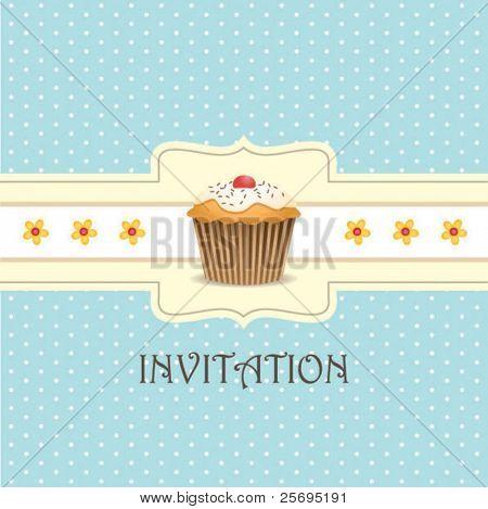 cupcake invitation background 03